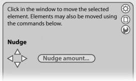 Nudge controls